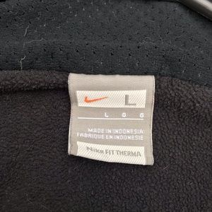 Nike Jackets & Coats - Nike Fit Therma 1/4 Zip Fleece Pullover